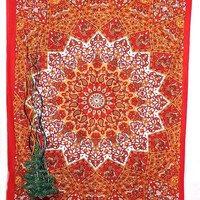 Star Tapestry Wall Hanging, Hippie Tapestries, Wall Tapestries, Mandala Tapestries, Bohemian Tapestries, Wall Art, Indian Tapestry,