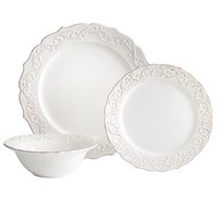 Antique Scroll Dinnerware