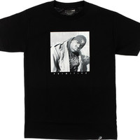 Primitive Biggie Raiders T-Shirt S Black