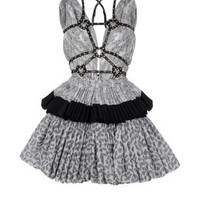Dsquared2 Short Dress - Dsquared2 Dresses Women - thecorner.com