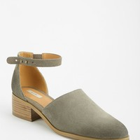 Ecote Psych Vamp Suede D'Orsay Heel - Urban Outfitters