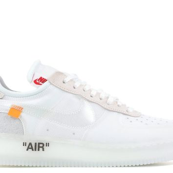 auguau Nike Off White Air Force 1 Low