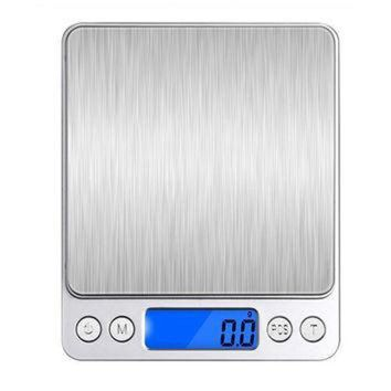 CREYUG7 2000g 0.1g Mini Multi-unit Conversion Digital Electronic Kitchen Scale Pocket Jewelry