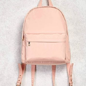 Medium Nylon Backpack