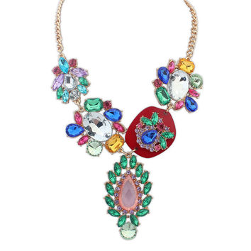 Stylish New Arrival Jewelry Gift Shiny Fashion Necklace [4918871876]