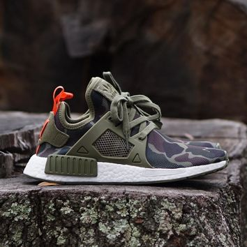 AA DCCK Adidas NMD XR1  Duck Camo  Olive