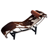 Reproduction of Le Corbusier's Chaise Longue LC4 | GFURN