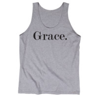 Grace. Unisex Tank - Made for More