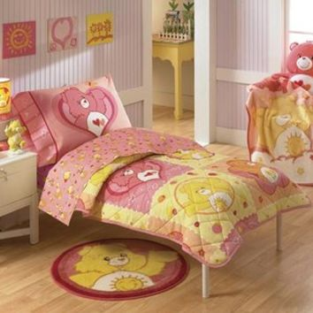 Walmart: Care Bears Toddler Bedding Set