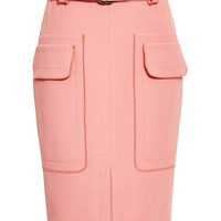 Carnation Belted Patch Pocket Skirt by 10 Crosby Derek Lam - Moda Operandi