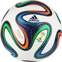 adidas Brazuca 2014 FIFA World Cup Top Glider Soccer Ball | DICK'S Sporting Goods