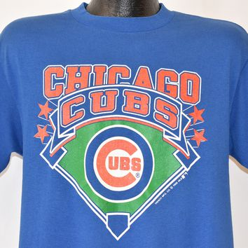 80s Chicago Cubs MLB t-shirt Large