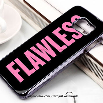 Flawless Beyonce Album Samsung Galaxy S6 and S6 Edge Case