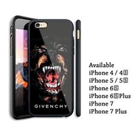 Best Givenchy Dog Rottweiler iPhone 6 6s 7 7+ X Hard Plastic Case
