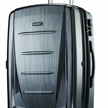 Samsonite Luggage Winfield 2 Fashion HS Spinner 24 Charcoal One Size '