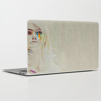 Human  Laptop & iPad Skin by Galen Valle