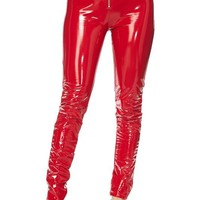 High Roller Latex Pants
