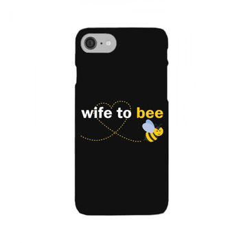 Wife To Bee iPhone 7 Shell Case