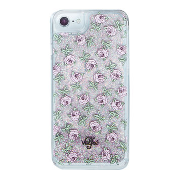 Rose Glitter iPhone 6/6S Case