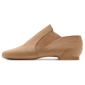 Adult Slip On Jazz Shoe (Tan) DN981L
