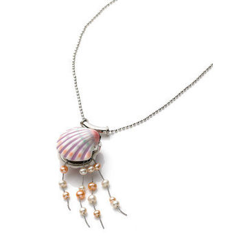 Franz Collection Shell Pendant