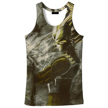 Dragon Ball Japanese Fashion Anime Tank Top