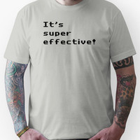 Super Effective! T-Shirts & Hoodies