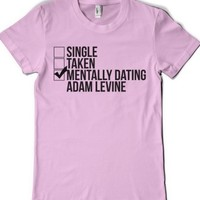 Light Pink T-Shirt | Maroon 5 Shirts
