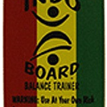 Indo Mini Kicktail Deck/Roller Kit Rasta