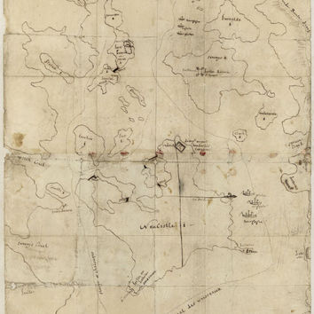 1782 Portsmouth, New Hampshire Map- Beautiful Print=(Antique,Vintage,Old) =Map is Perfect for Framing!