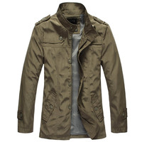 Men Men's Fashion England Style Slim Classic Classics Gentlemen Jacket = 6458322179