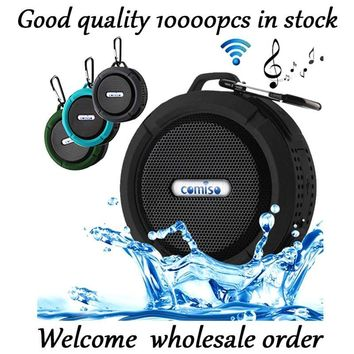 Speaker Waterproof Outdoor Wireless
