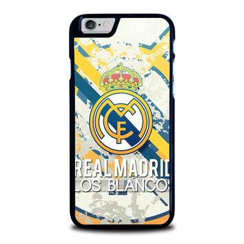 REAL MADRID LOS BLANCOS iPhone 6 / 6S Case Cover