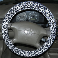 Loopy Steering Wheel Cover