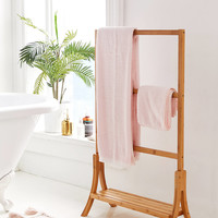 Bamboo Towel Rack | Urban Outfitters