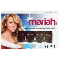 OPI Mariah Carey Four Mini Holiday Hits Ulta.com - Cosmetics, Fragrance, Salon and Beauty Gifts