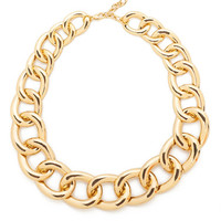 Flat Chain Necklace | 2020AVE