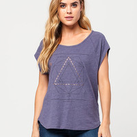 BURTON Vertigo Womens Tee | Graphic Tees