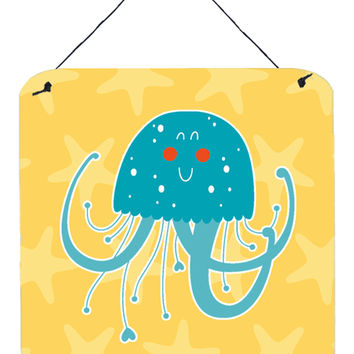 Jellyfish Wall or Door Hanging Prints BB6767DS66