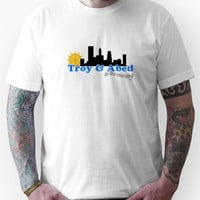 Troy and Abed in the morning Unisex T-Shirt
