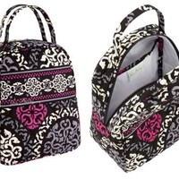 Vera Bradley Lunch Bunch in Canterberry Magenta