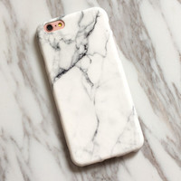 Unique Marble iPhone 7 7Plus & iPhone 6 6S Plus Cases -0320