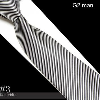 2018 men ties party men's ascot tie