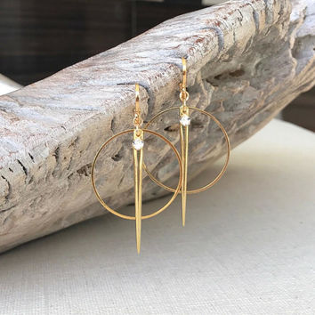 Hoop Earrings, Gold Hoop Earrings, Large Gold Hoop Earrings, Large Hoop Earrings, Gold Hoops, Large Gold Hoops, Gold Hoops,  Large Hoops