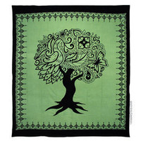 Paisley Tree of Life Tapestry on sale for $19.95 at Hippie Shop