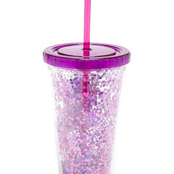 Sequin Cold Cup