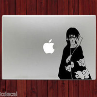 Naruto Uchiha Itachi Best Top Decals Stickers For Macbook 13 Pro Air Decal