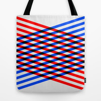 View 01. Tote Bag by Three of the Possessed