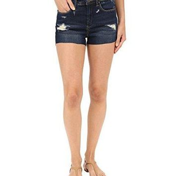 [BLANKNYC] Blank NYC Women's High Rise Denim Shorts In Askhole