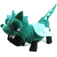 Dinosaur Dino Costume for Cats